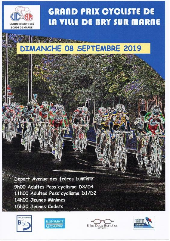 Affiche course ucbm 2019